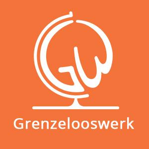 Grenzeloos werken logo