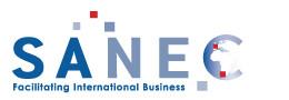Sanec logo