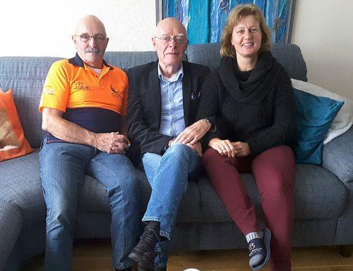 Gesprek met professor Adri Vermeer