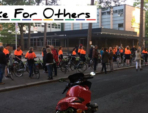 Bike For Others is net gefinished