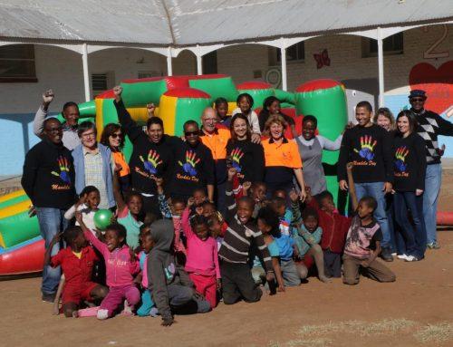 Mandela Day met De Beers
