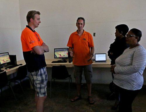 Voorbereiding ICT project XS4ALL