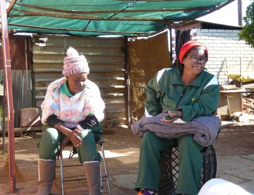 Vrouwenkracht en kinderwerk