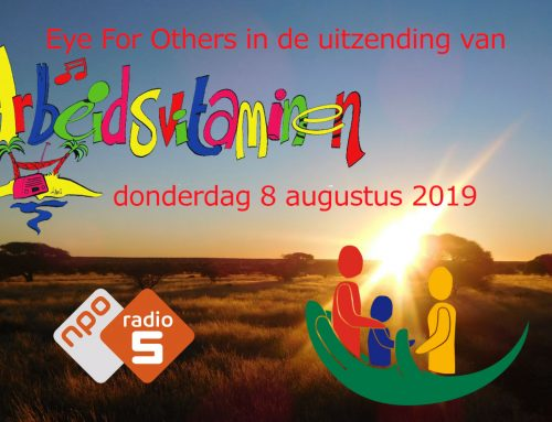 Eye For Others op NPO Radio5