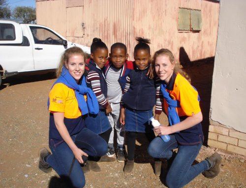 Dag2: Bezoek townships …