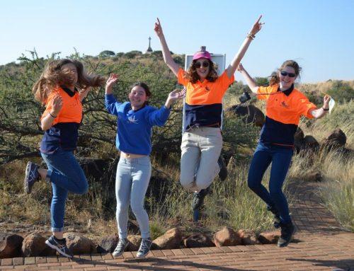 Video: Bezoek Big Hole en Magersfontein.