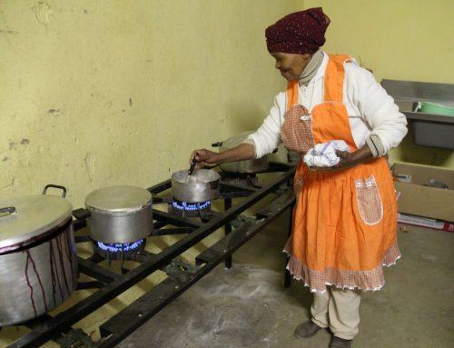Antoinette in Zuid Afrika blog 1: Koliwe