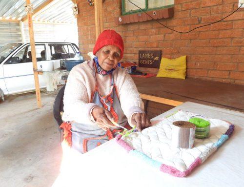 Antoinette in Zuid Afrika blog 2: Helpende Hande