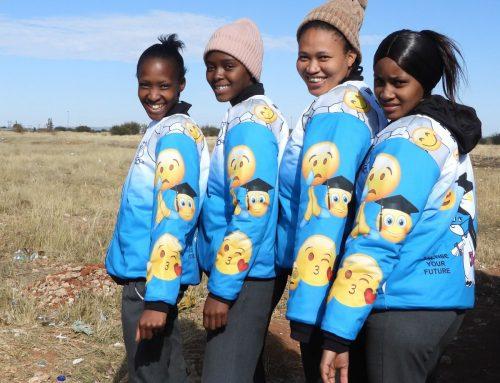 Antoinette in Zuid Afrika blog 3: Metriek