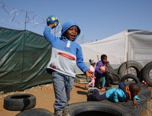 Annelie en Janneke blog 4: De kinderen worden steeds 'vinniger' …