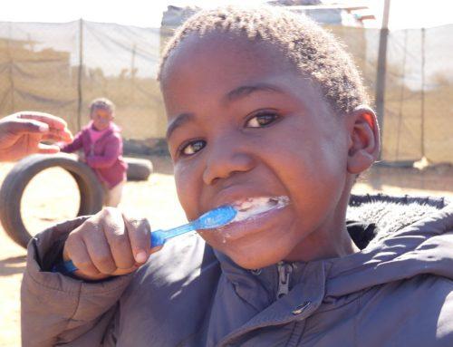 Esther blog 4: Ritchie en de tandarts …