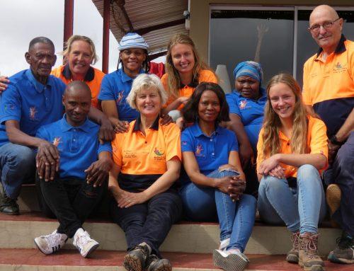 Esther blog 8: Tijdens de teambuilding zijn we een …